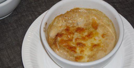 zuppa di finferli