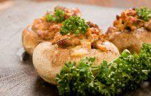 Funghi ripieni (champignon)