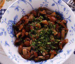 Ricette chiodini in umido come cucinare chiodini in umido - Come cucinare champignon ...