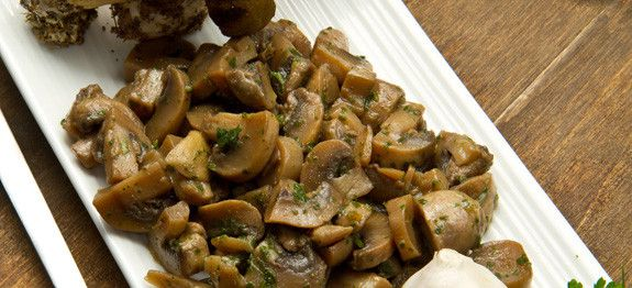 Come cucinare funghi trifolati - Come cucinare champignon ...