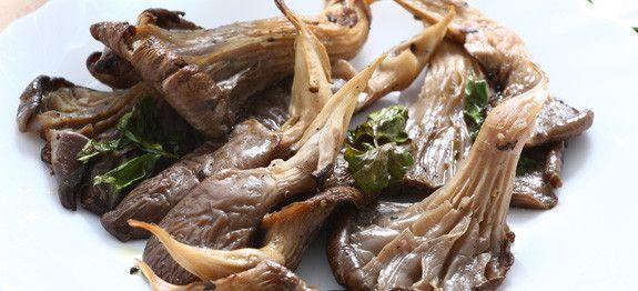 Cardoncelli arrostiti con olio di oliva