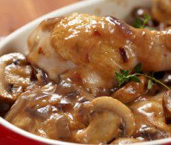 Ricette secondi funghi come cucinare secondi funghi - Come cucinare champignon ...