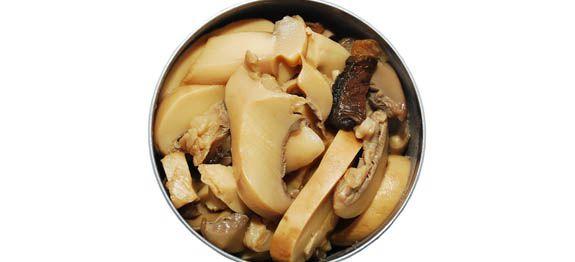 Come cucinare i funghi champignon in scatola